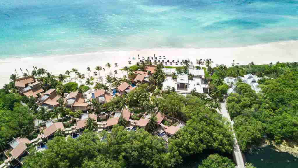 Amex Fine Hotels and Resorts (FHR) can provide lots of benefits during your stay ranging from upgrades to late check-out. (Photo courtesy of Amex FHR Banyan Tree Mayakoba)