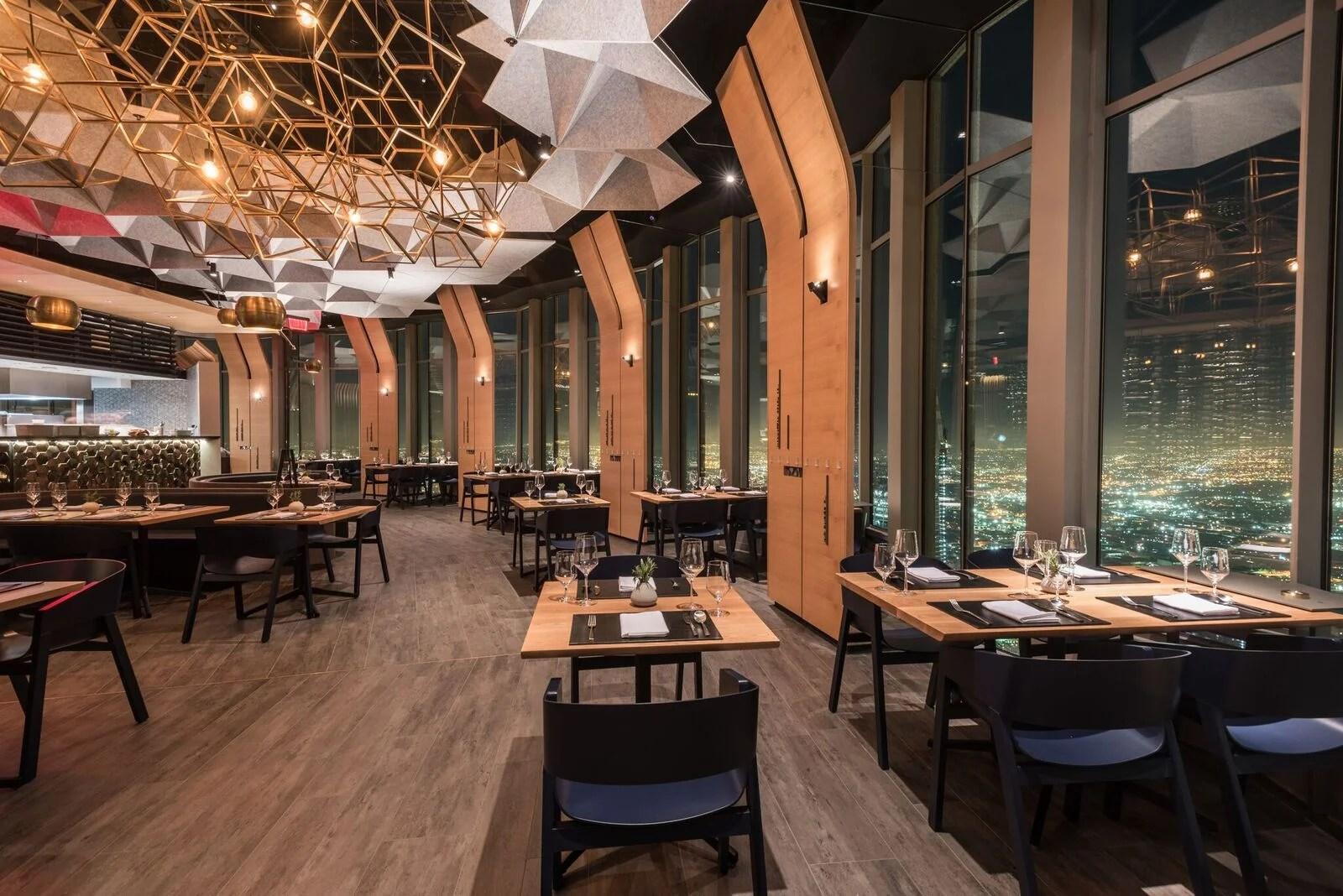Top Rooftop Restaurants Around The World