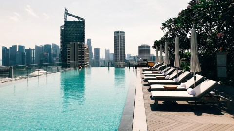 First Look: Andaz Singapore Hotel by Hyatt