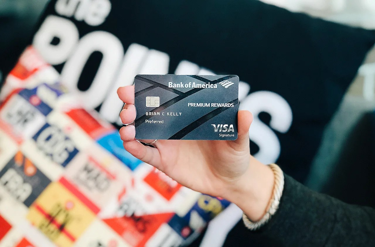 Earn Money Paying Taxes With The Bofa Premium Rewards Card