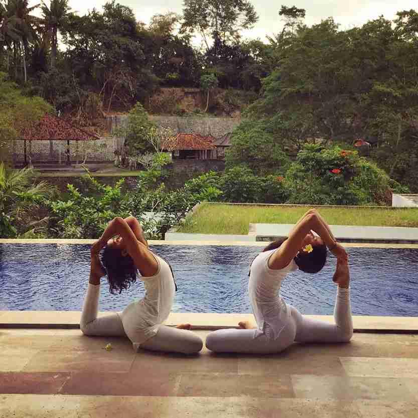 Blooming Lotus Yoga, Bali, Indonesia