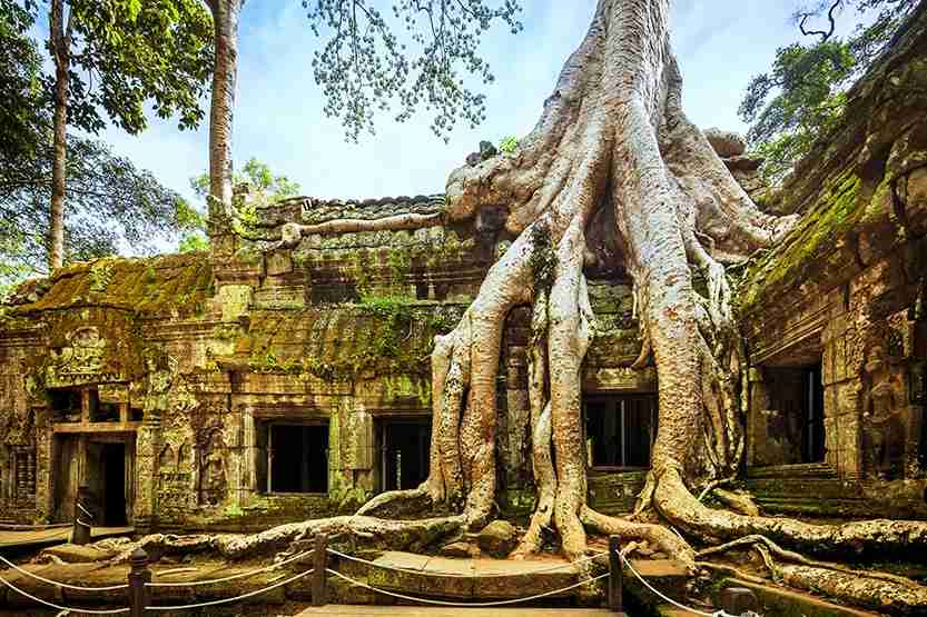 Come for Angkor Wat, stay to see the rest of the country. Image credit: Getty Images.