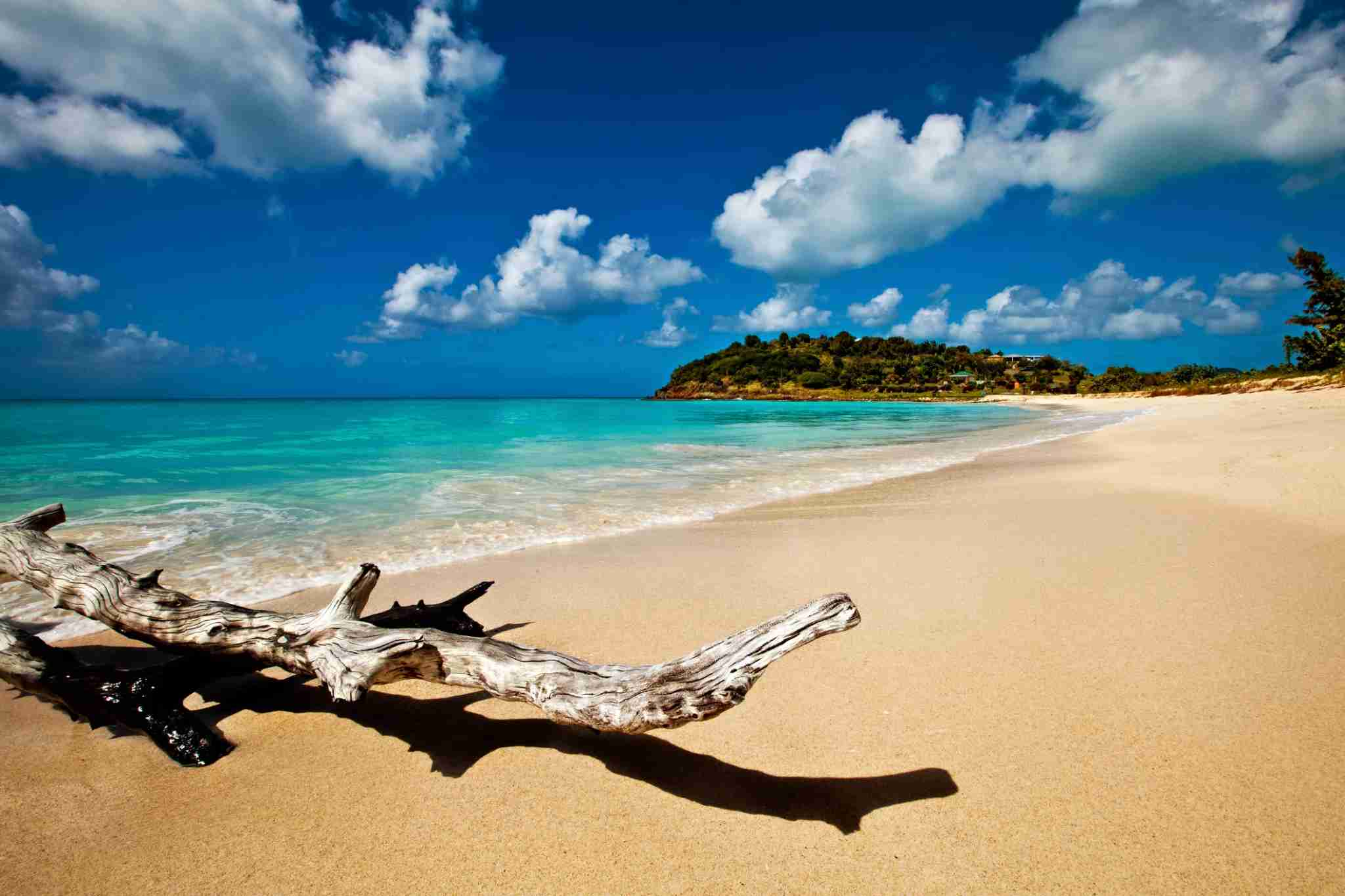 Ffryers Bay in Antigua. Image by Ian Rogers Photography / Getty Images.