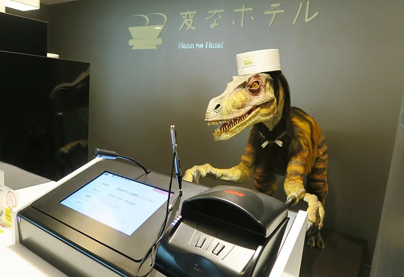 Review Henn Na Hotel The World S First Hotel Run By Robots