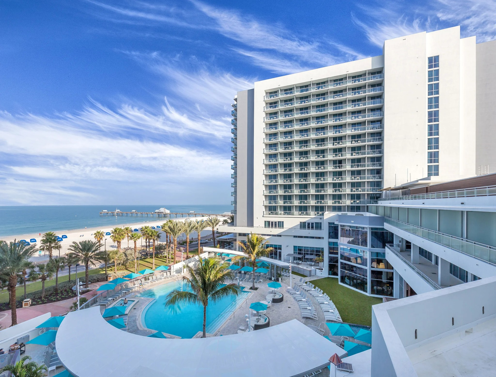 Wyndham Grand Clearwater (Photo courtesy of hotel)