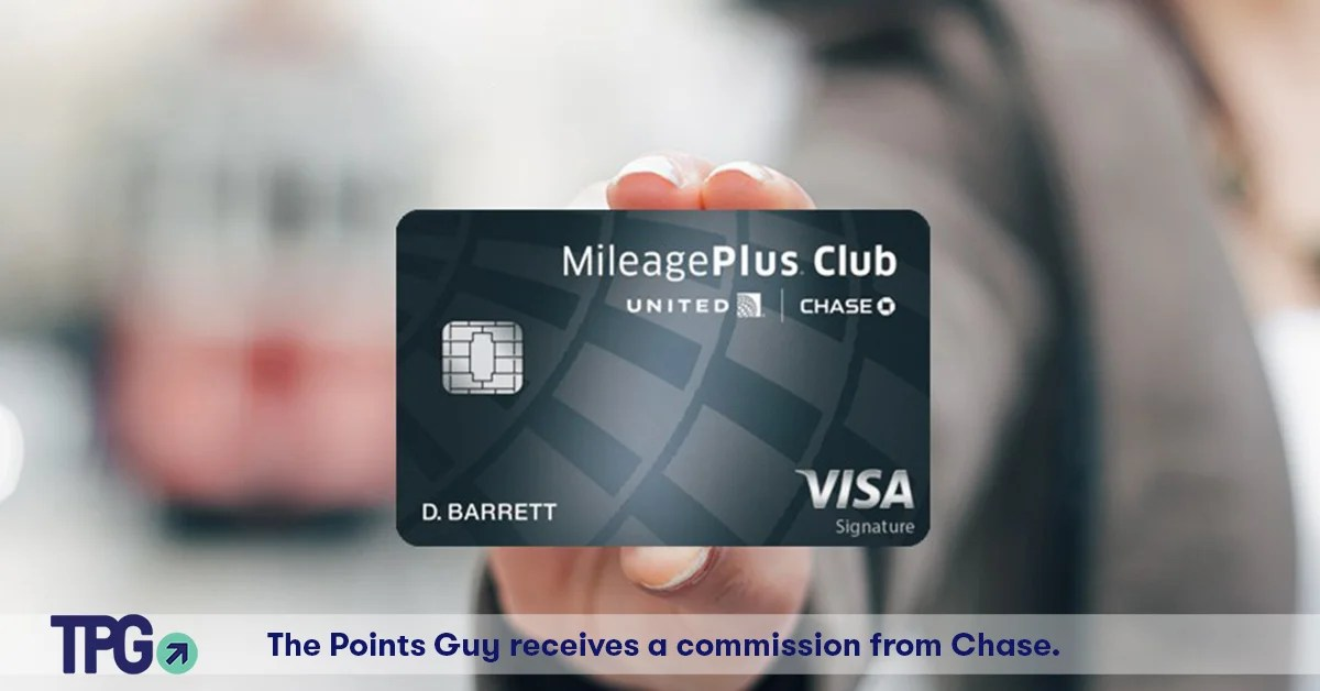 Is The United Mileageplus Club Card Worth The Annual Fee