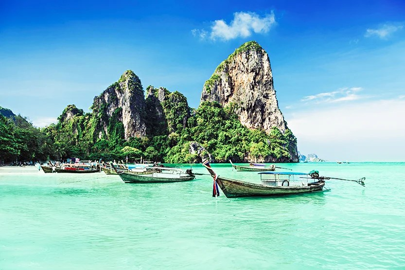 Deal Alert: Flights to Thailand From $426 Round-Trip