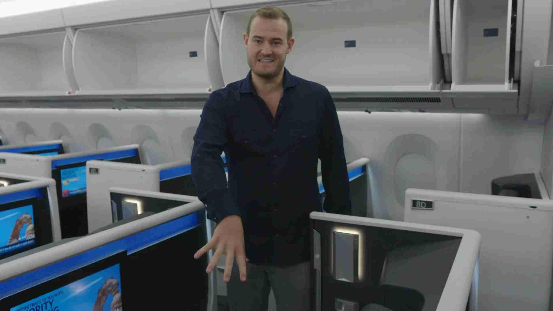 Brian Delta One Cabin