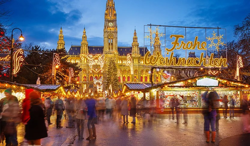 5 Tips for Visiting Vienna's Famous Christmas Markets