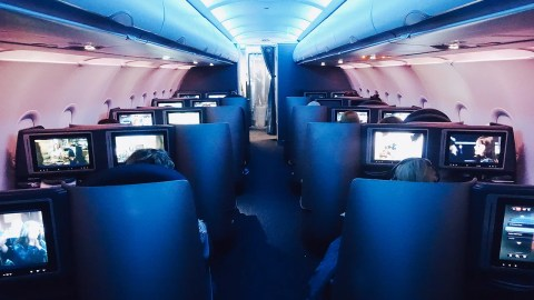 Review American Business Class A321t Jfk To Los Angeles