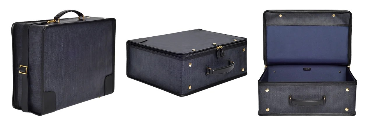 Luggage Review Paravel Stowaway Suitcase