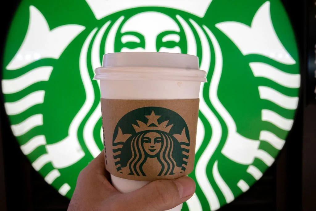 Amex Offer: 15% Off Starbucks Purchases