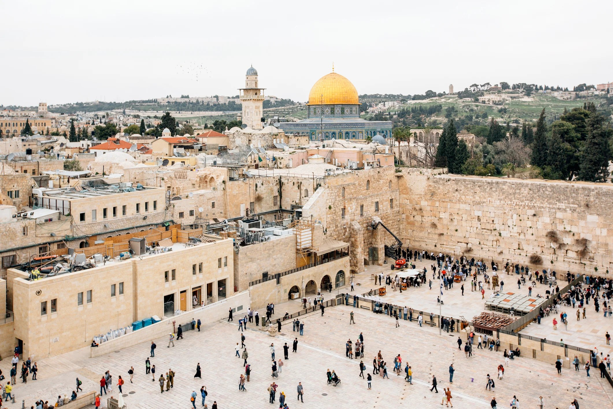 How to Get to Israel Using Points and Miles