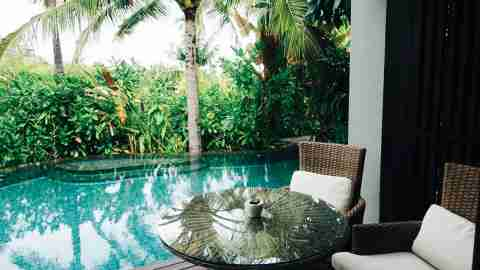 Hotel Review A Pavilion Villa at the Ritz-Carlton Bali