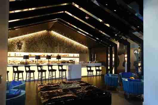 Indoor-Bar