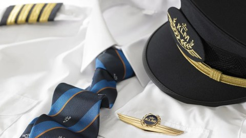 The World s Oldest Airline Is Getting Rid of Pilot Caps f030740dad9c