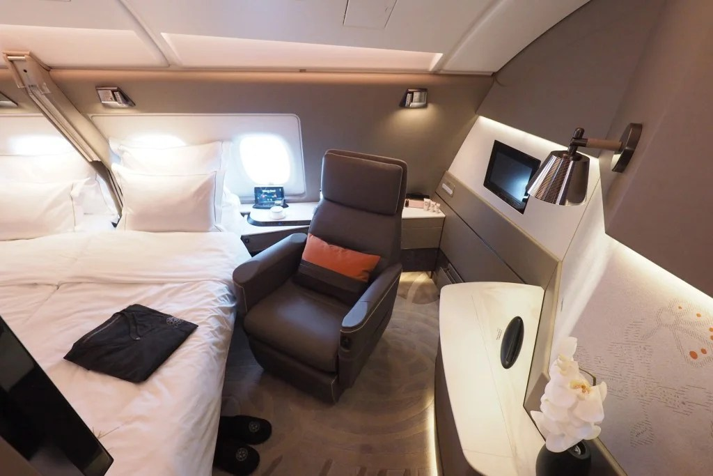 The Best A380 First-Class Options and How to Redeem Miles to Fly Them