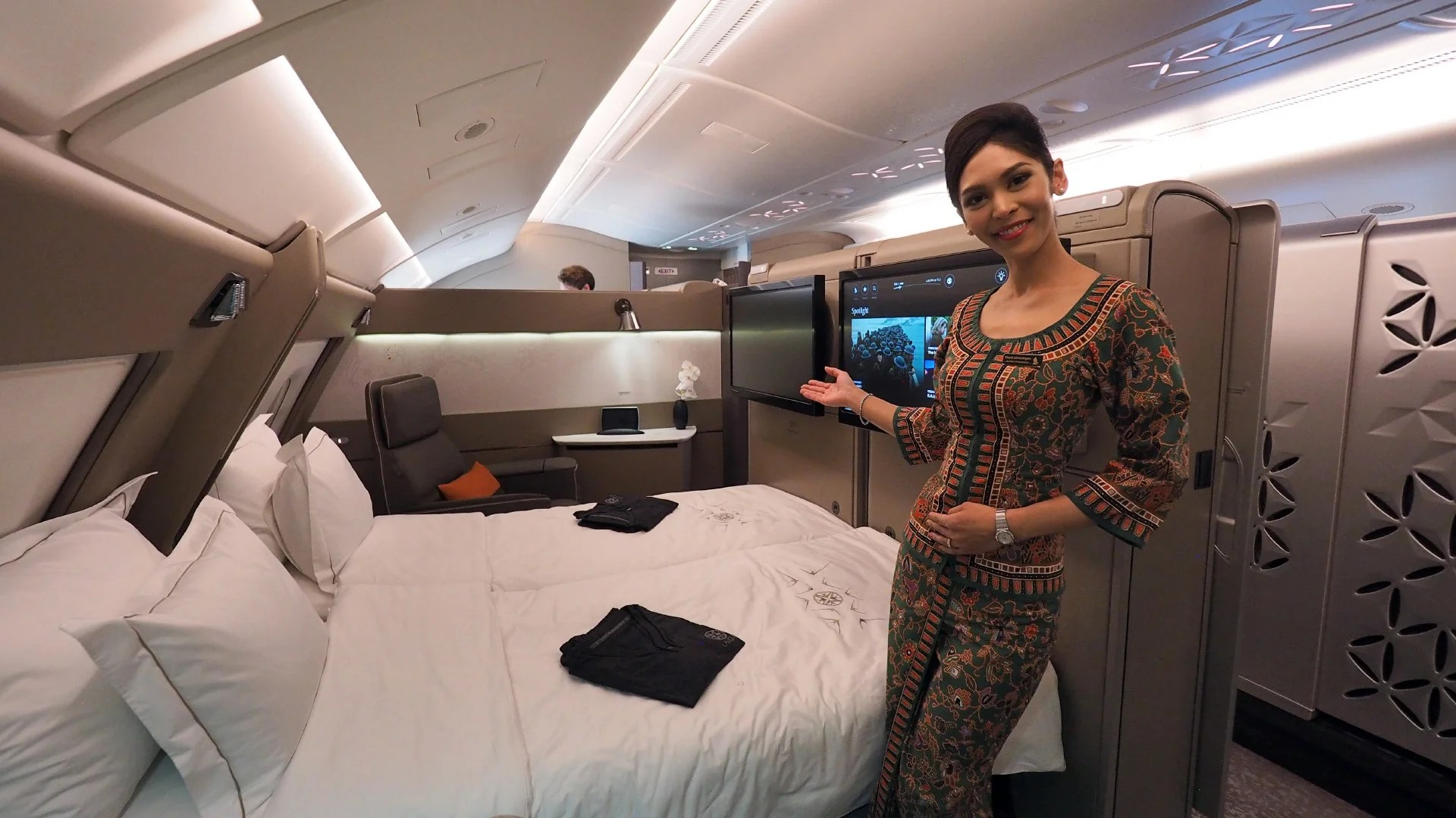 singapore airline first class的圖片搜尋結果