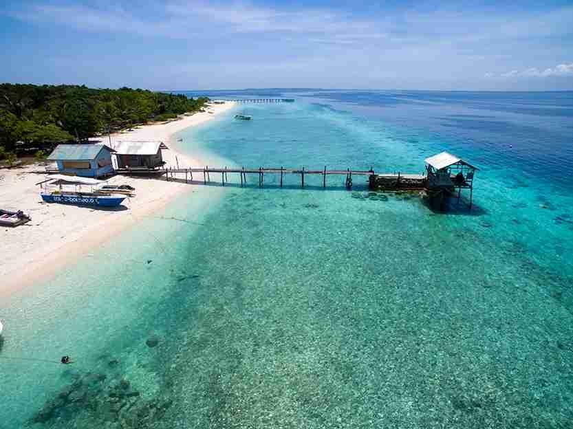 Pompom Island. Photo by mgokalp / Getty Images