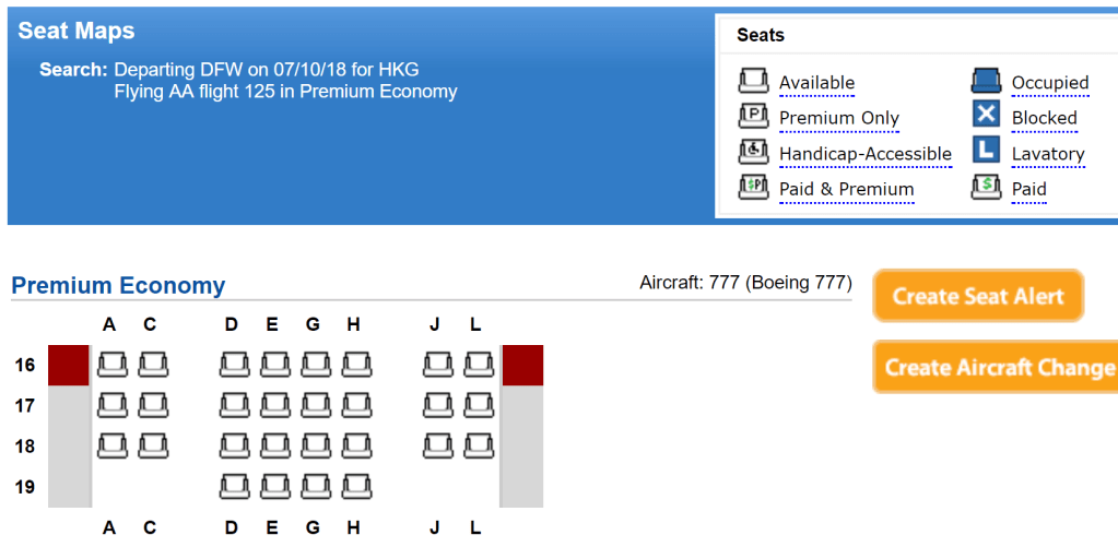 Heres American Airlines 777 300er Retrofit Plans