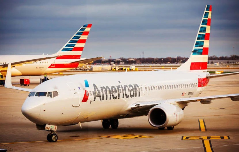 American Airlines Cancels Passenger's Return Ticket, Has No Record of Him Boarding Outbound Flight