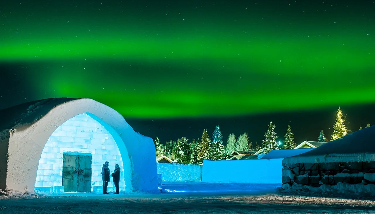 5 Adventurous, Over The Top Ways To See The Northern Lights