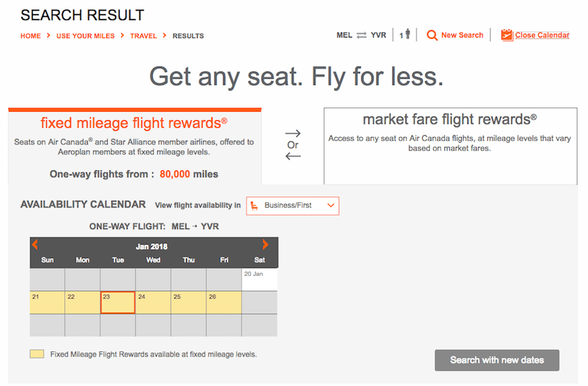 7 Great Programs for Booking Star Alliance Awards
