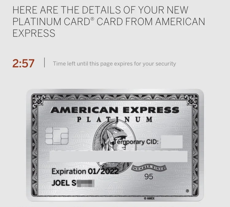 Signing Up For Instant Amex Centurion Lounge Access