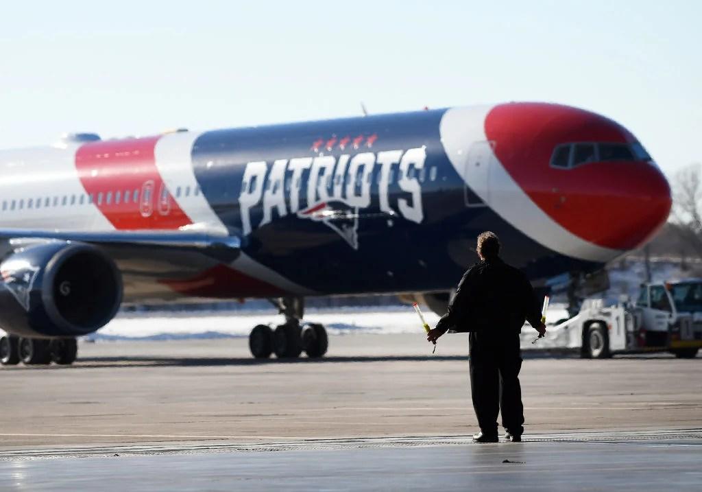 How Do NFL Teams Fly?