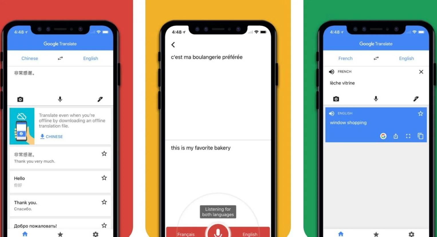 English To Italian Translator Google: Best Translation Apps For Traveling
