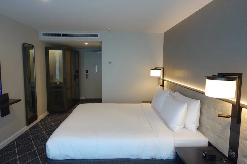 Hotel Review Harbour View King At The Hyatt Regency Sydney
