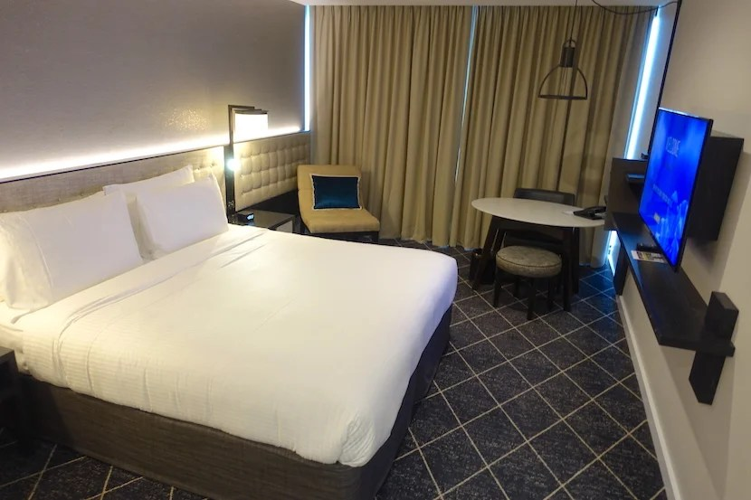 Hyatt Regency King Room Sydney