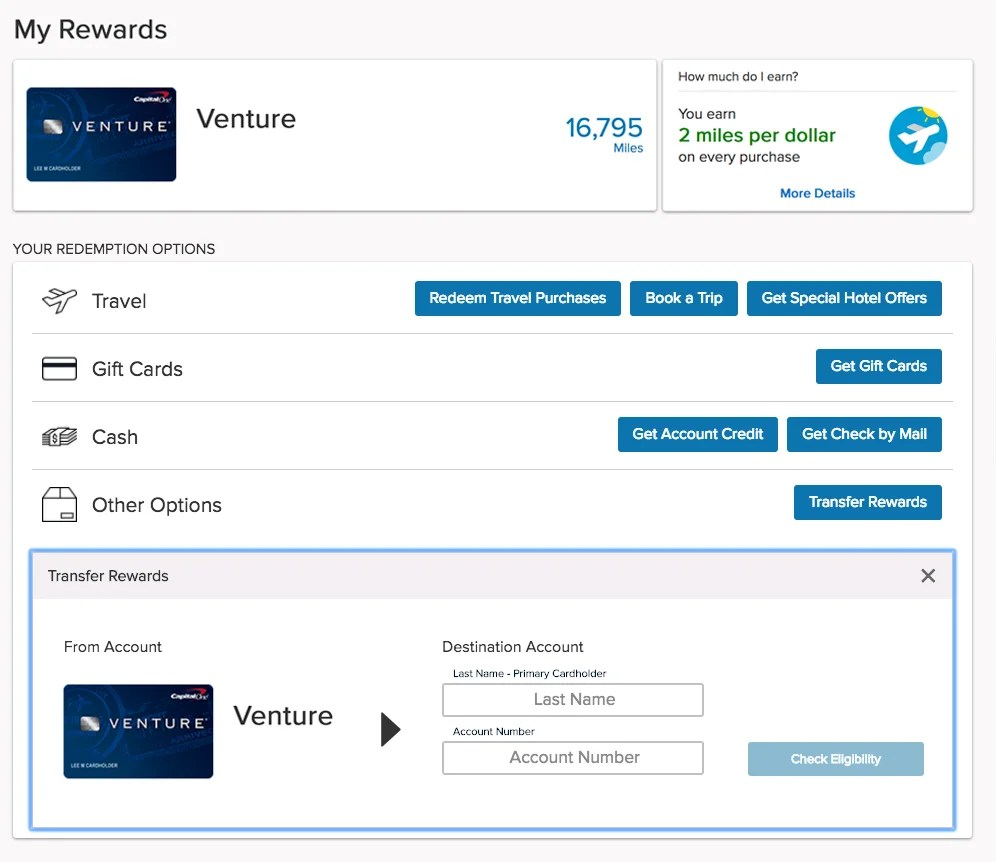 How To Redeem Capital One Miles At A Fixed Value