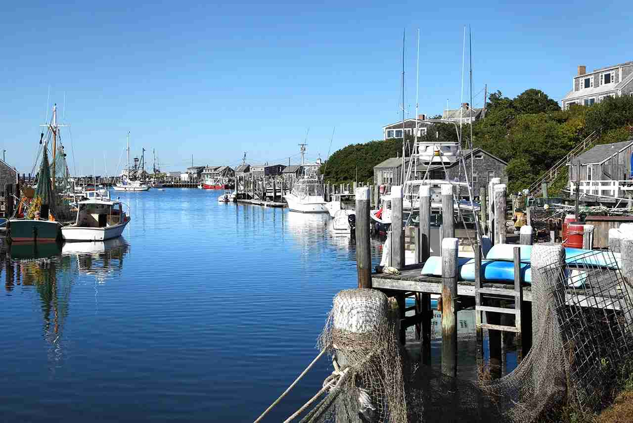 Menemsha is a fishing village located in the town of Chilmark on the island of Martha