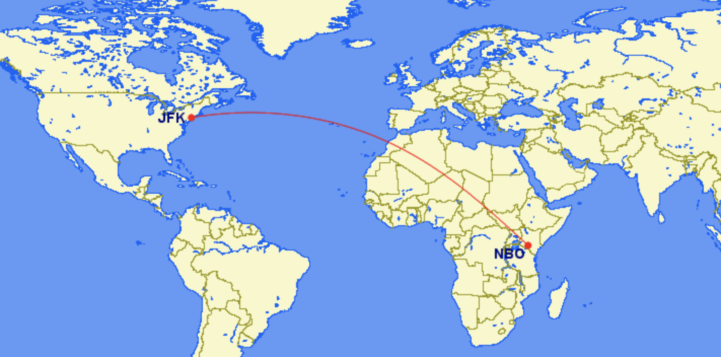 Kenya Airways to Launch JFK to Nairobi Route In October on kenya location on world map, republic airways holdings route map, british airways route map, bangkok airways route map, sudan airways route map, xtra airways route map, jet airways route map, zimbabwe airways route map, us airways route map, kenya airways home, etihad airways route map, qatar airways route map, kenya airways fares, thai airways route map, silver airways route map, kenya airways 747 interior, south african airways route map, xl airways route map, pan american world airways route map,