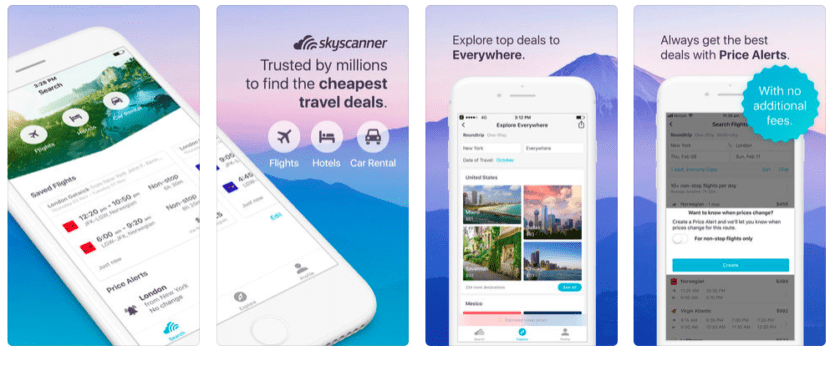 5 of the Best Apps for Booking Flights