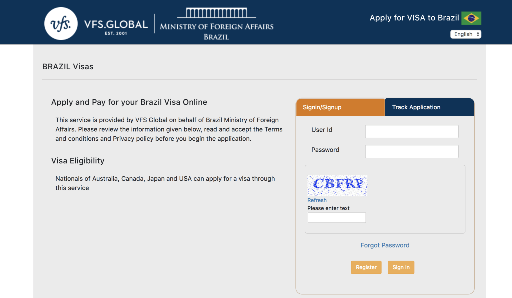 US Passport Holders Can Now Apply for Brazilian E-Visas