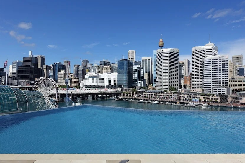 Beautiful Businesslike A Bit Boring A Review Of The Sofitel Sydney Darling Harbour