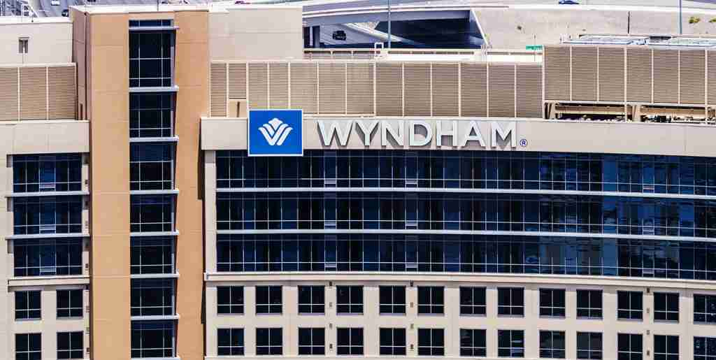 Wyndham Hotels and Resorts Las Vegas property. Photo by Shutterstock.com