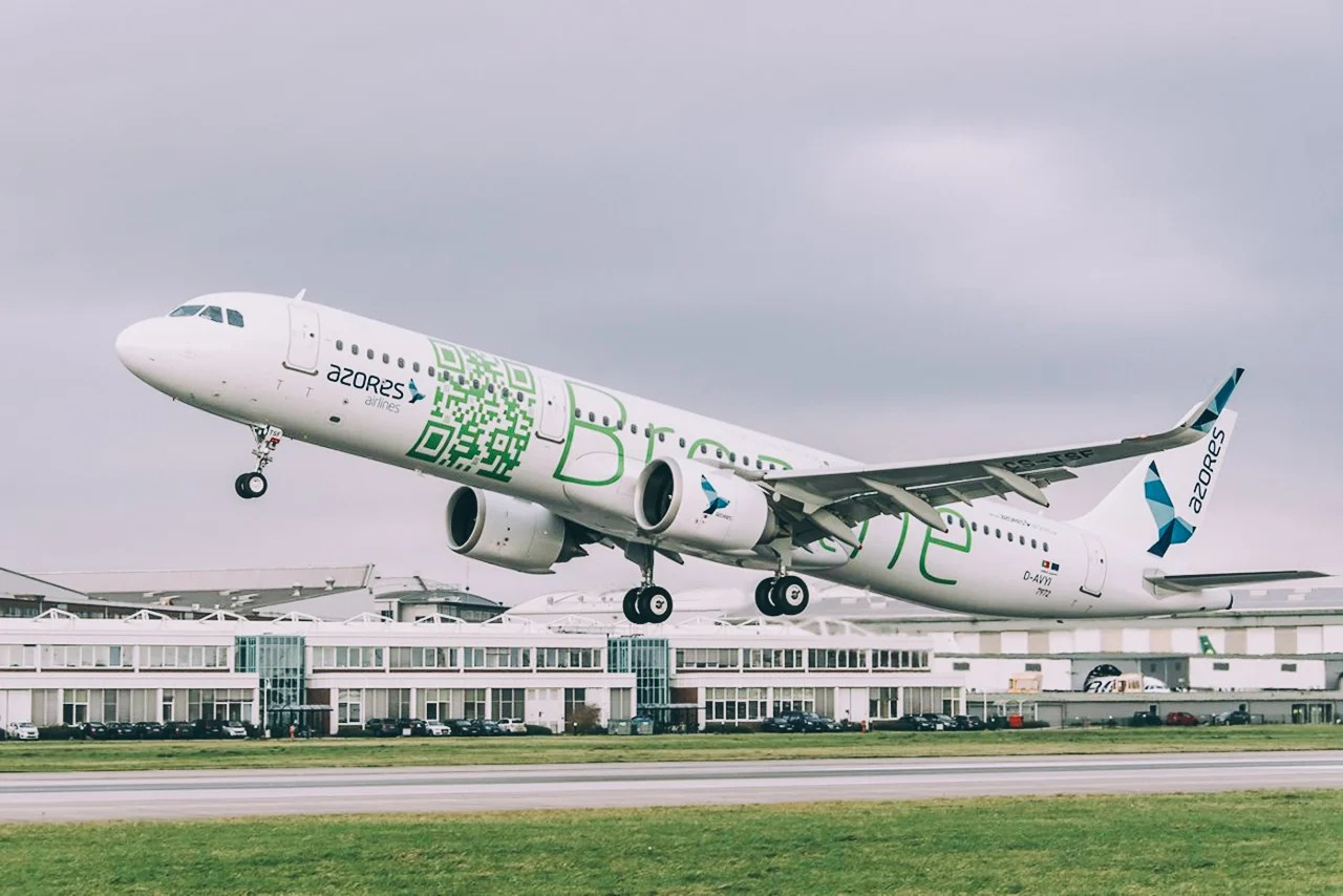 Azores Airlines Launches New A321neo Transatlantic Service