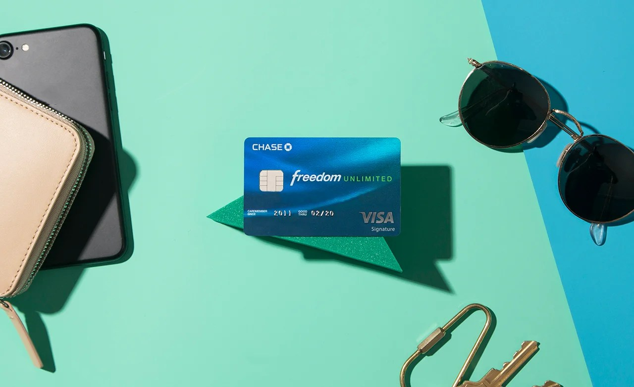 Credit Card Review: Chase Freedom Unlimited