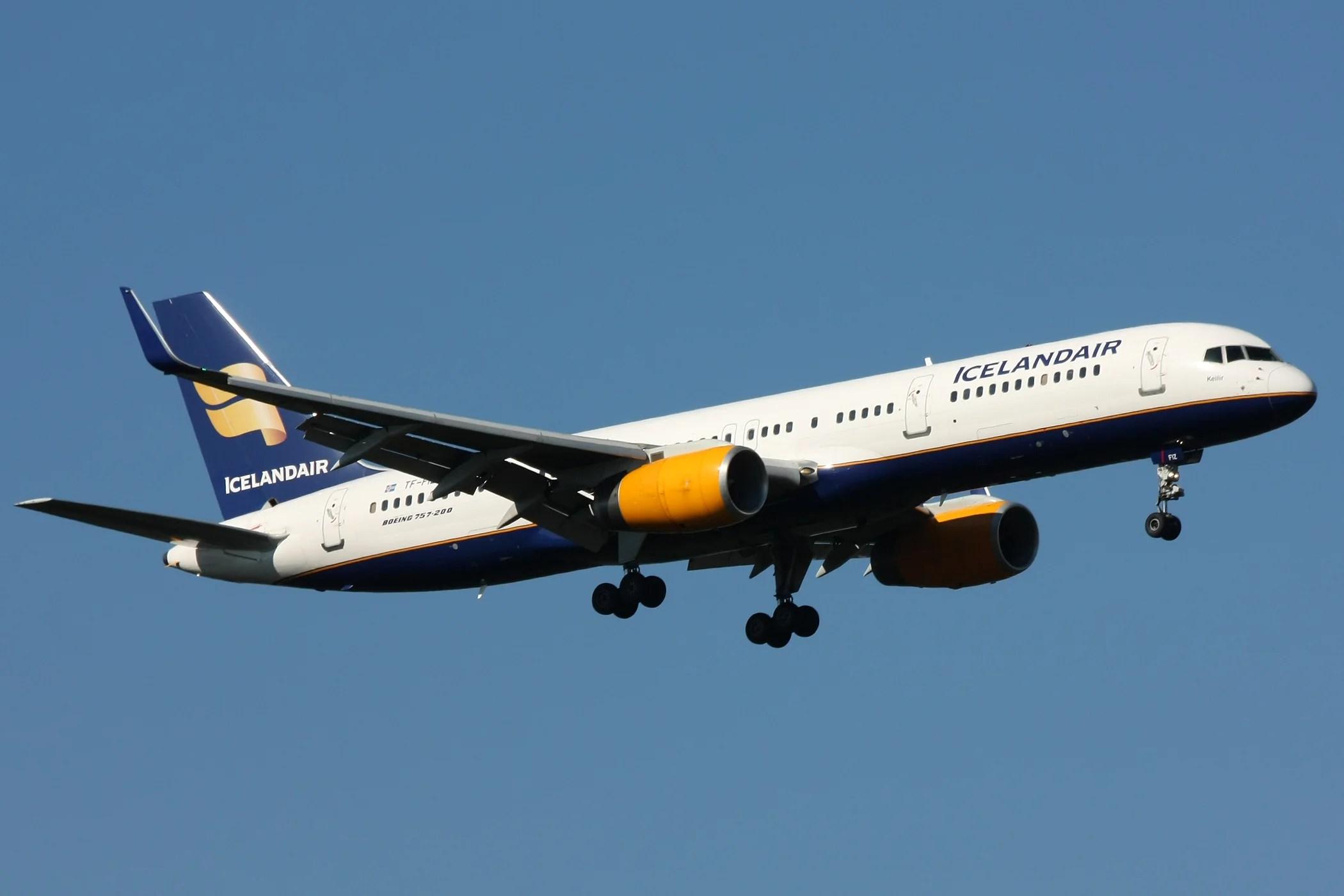 Icelandair to Begin Baltimore — Reykjavik Service