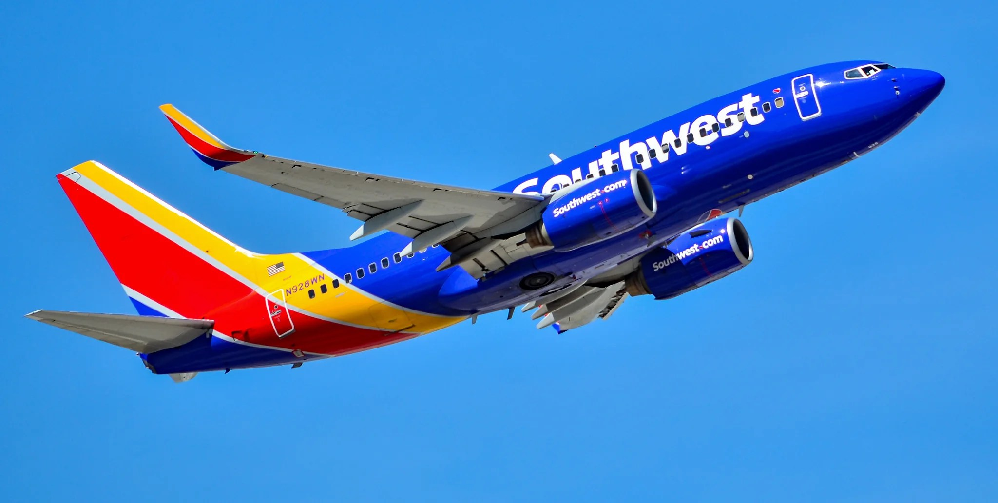 Enter to Win 50,000 Southwest Rapid Rewards Points