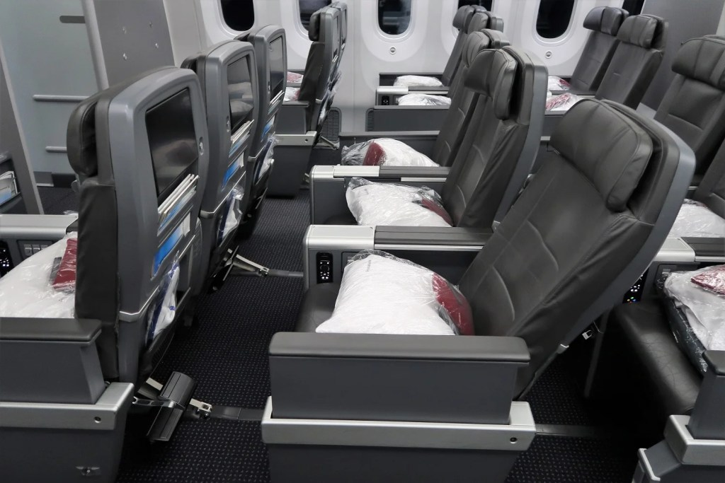 What S The Best Premium Economy Seat To London The