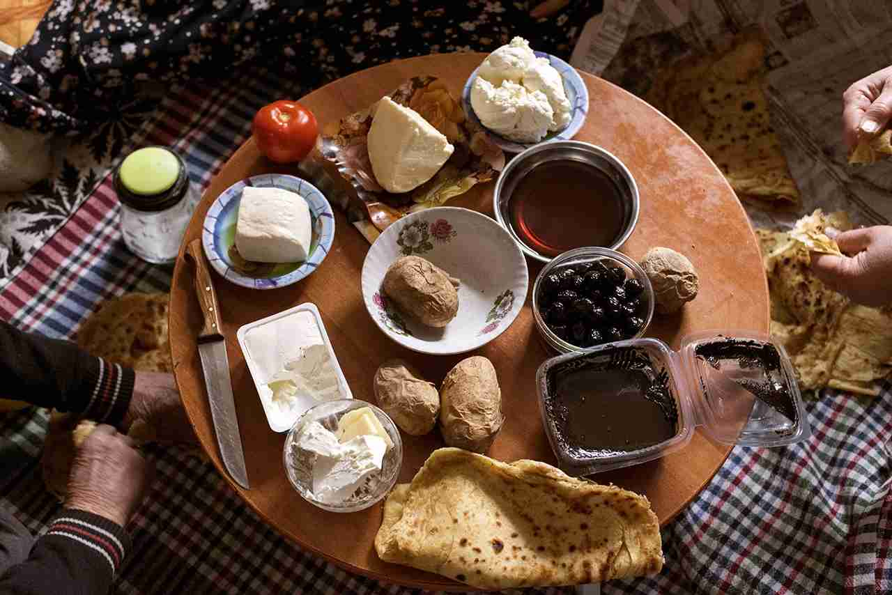 Traditional Kahvalti breakfast. (Photo by Ridvan Ozdemir/Shutterstock.com)