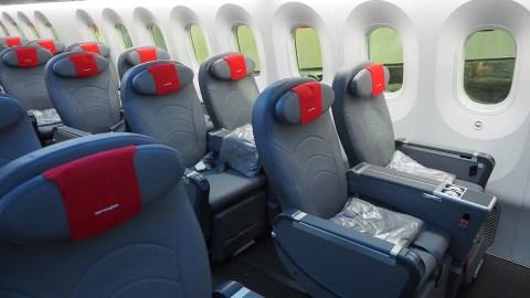 review norwegian   expanded premium cabin lgw eze