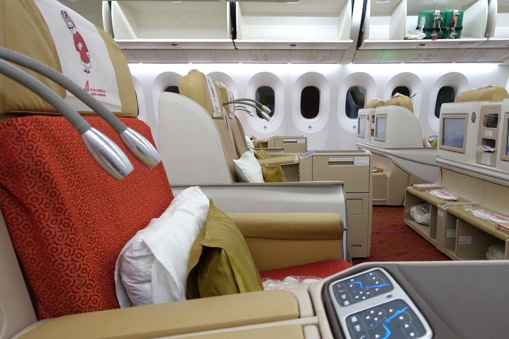 A Second Chance A Review Of Air India S 787 Biz To London