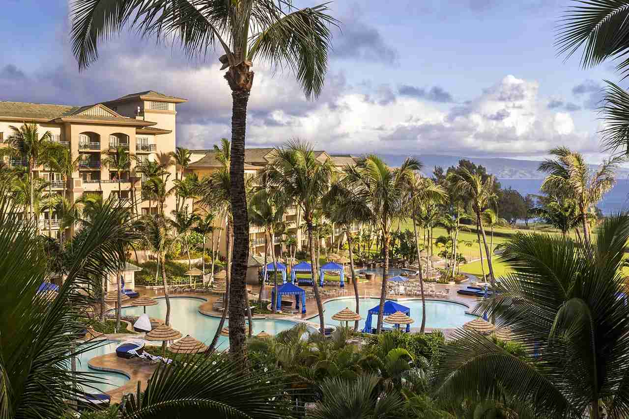 The Ritz-Carlton Kapalua is a great deal for 60,000 points per night. (Photo courtesy by Ritz-Carlton)