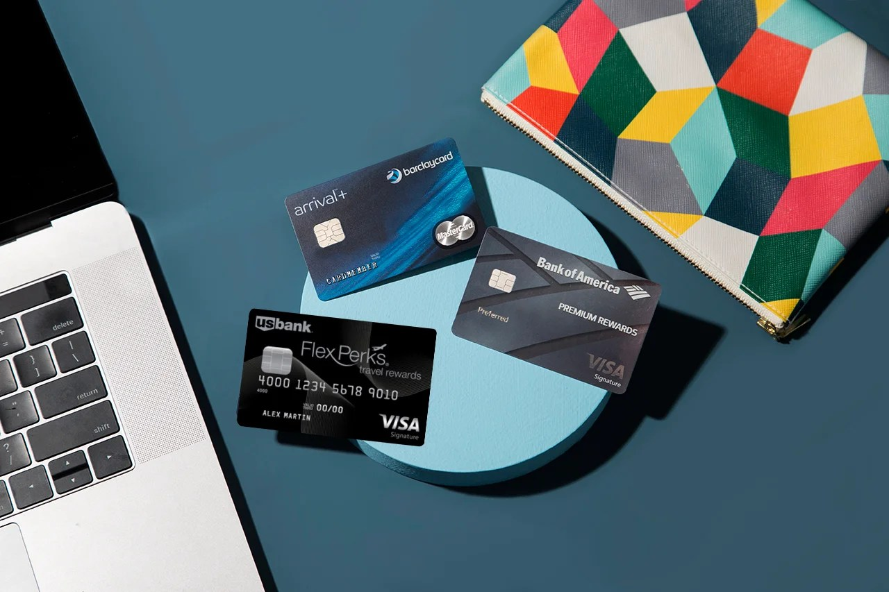 Comparing The Best Fixed Value Point Credit Cards
