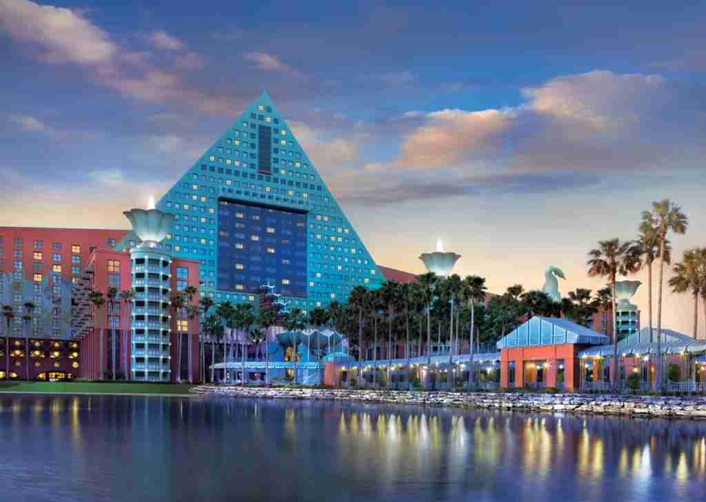 (Photo courtesy Walt Disney World Dolphin Hotel)